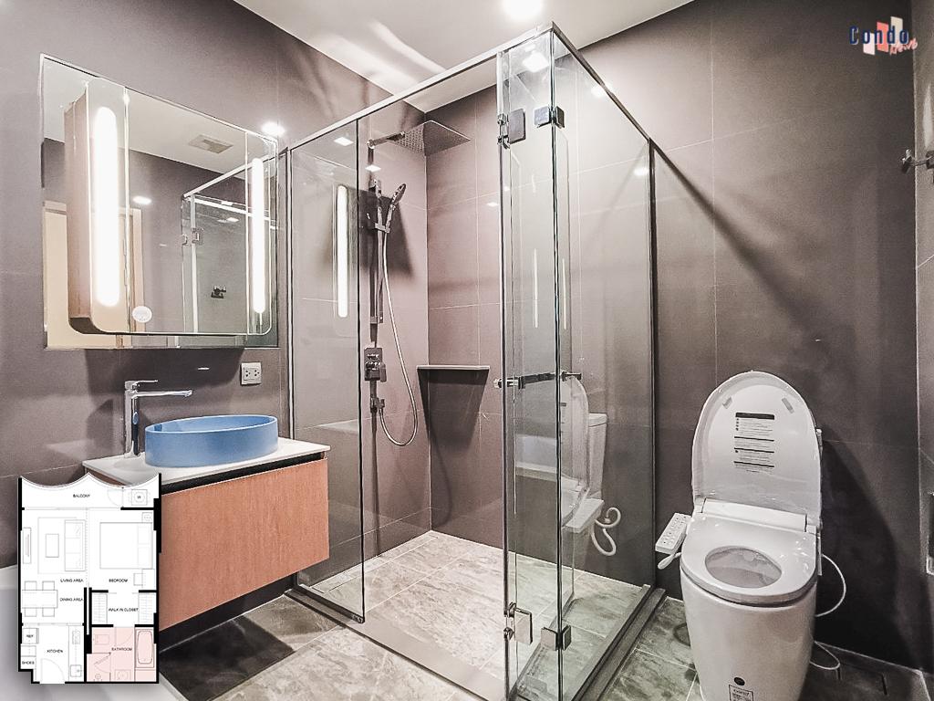 ห้องน้ำคาวะ เฮาส์