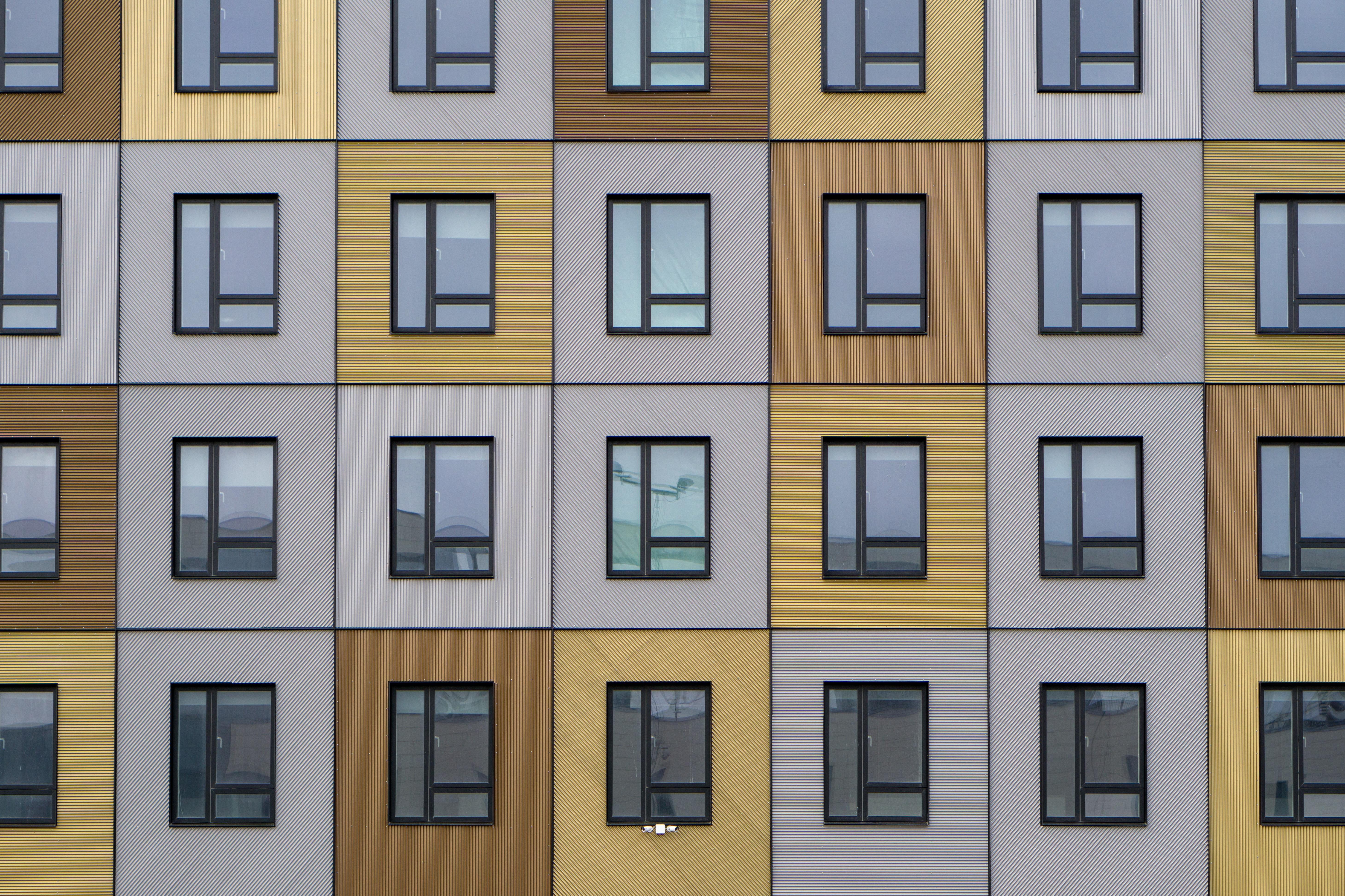 แบบหน้าต่างกระจก 6 สไตล์