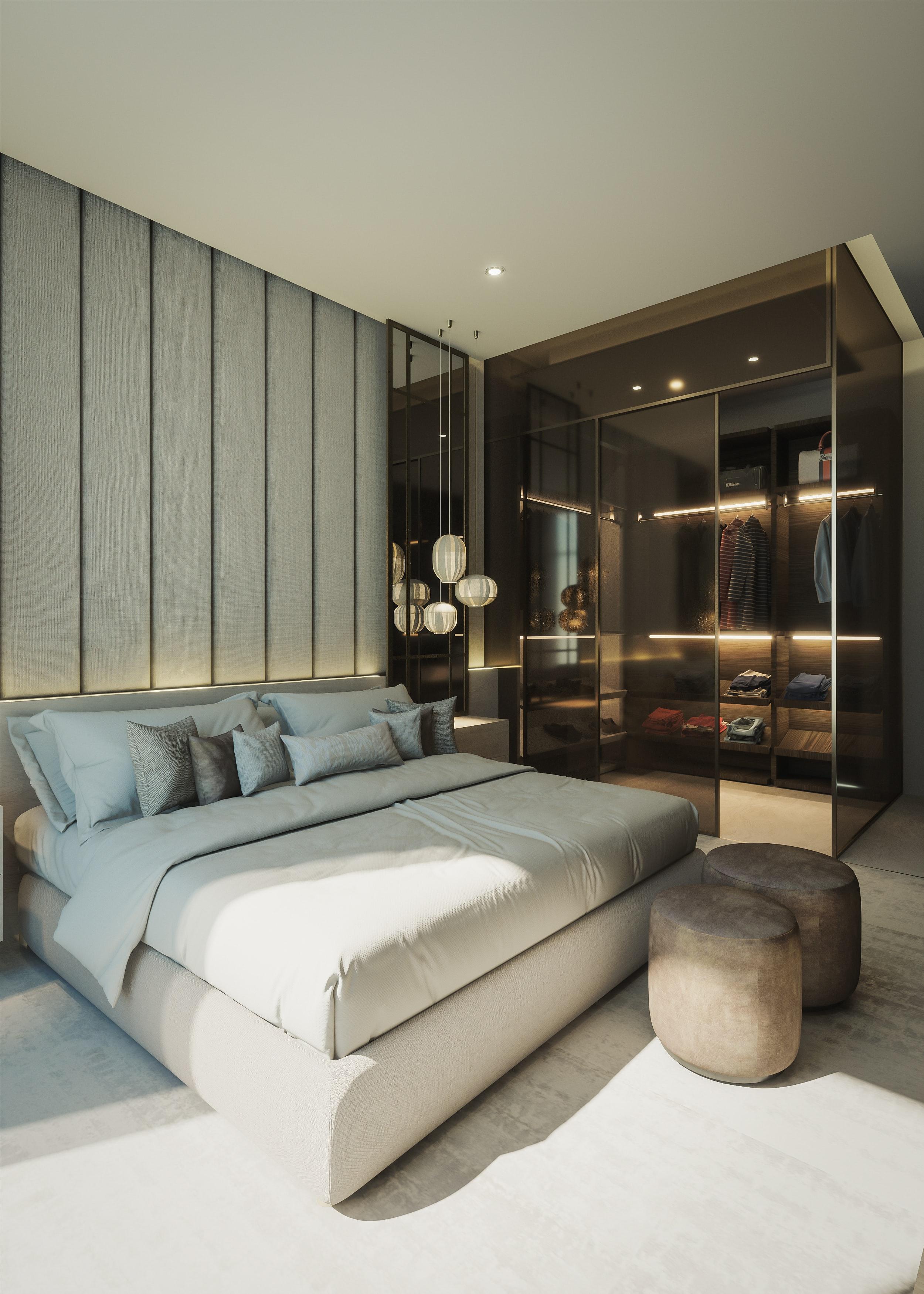 การจัดฮวงจุ้ย ห้องนอน ให้สมบูรณ์แบบ 4   ตามหลักฮวงจุ้ย