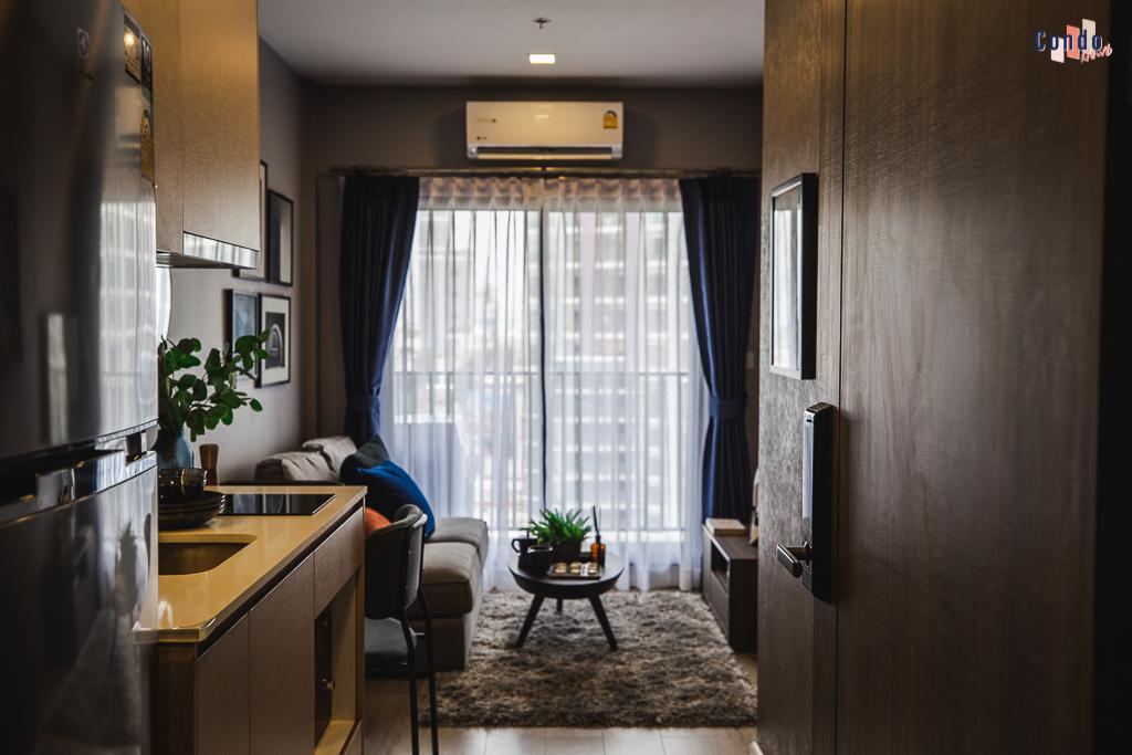 ภาพห้องตัวอย่าง 1 Bedroom เมทริส ลาดพร้าว