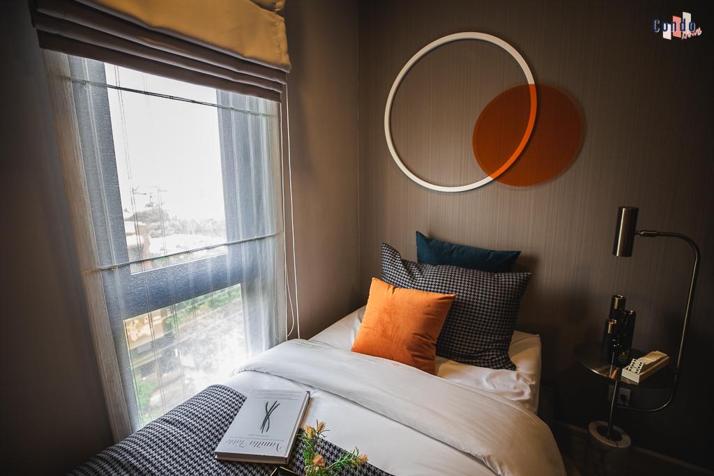 ห้องตัวอย่าง METRIS Ladprao 2 Bedroom