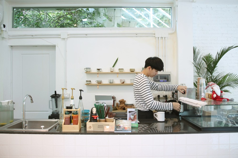 Mondae Morning Café place